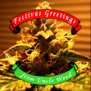 Festivus Greetings from Uncleweed