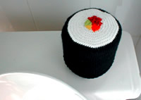 Sushi Toilet Paper Roll