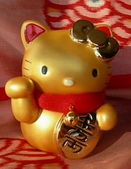 birthday maneki-neko