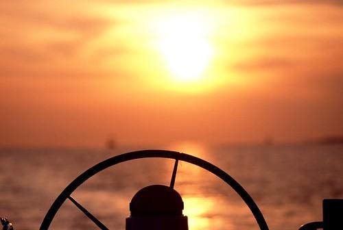 Sailing in Croatia by Stefano Liboni