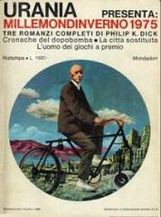 copertina libro urania millemondinverno 1975