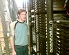 Tim at the datacenter
