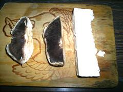 Un repaso a los ingredientes de mi maki vegetariano: Hongos Portobello y Tofu