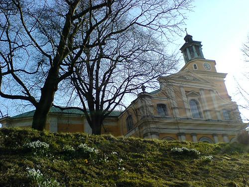 St. Maria Magdalena Church, Stockholm. Photo: Andrea Gerak