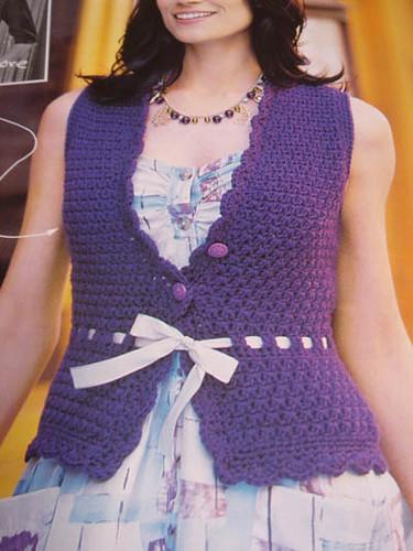 Vintage crochet