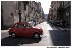 old italian style