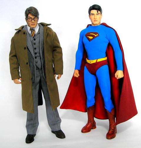 Hot Toys Clark Kent 108