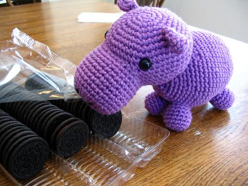 Free Amigurumi Hippo Pattern : Hungry hungry hippo u bittersweet
