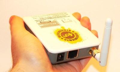 Fon wireless router 2