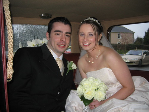 Pic of Mr & Mrs Clarke!