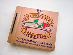 Librarian tat's