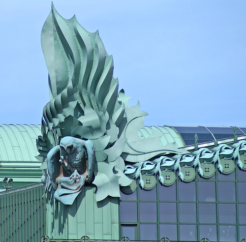 Harold Washington Library Ornamentation