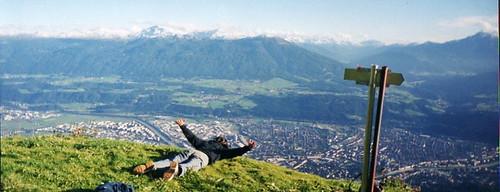 Innsbruck, Austria | At 8,000 feet or something