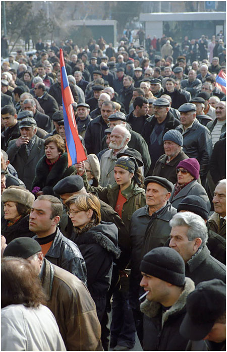 Aylentrank Rally, Liberty Square, Yerevan, Republic of Armenia by Onnik Krikorian, CRD / TI Armenia 2007