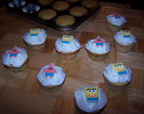 Spongecakes