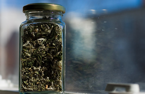 Druze Mint Tea