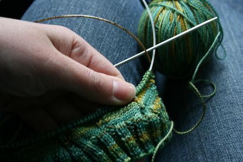 Car knitting