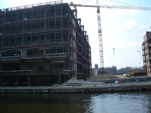 Palast der Republik 2007