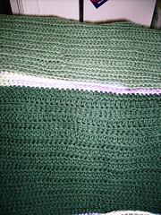 Crochet Afghan of olde