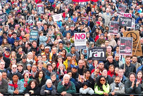 Crowd - Image via Flick'r by DavidMartynHunt