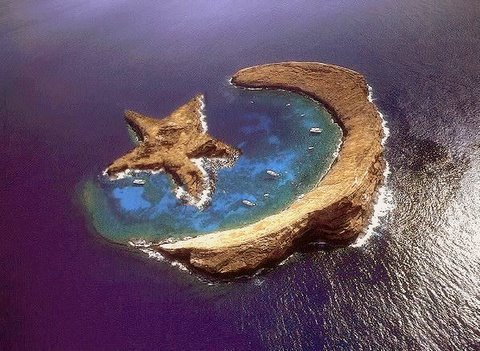 Moon and Star Islands