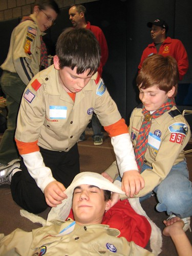 First Aid Drill