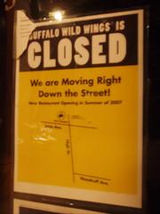BW# closed