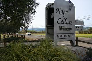 Napa Cellars Winery