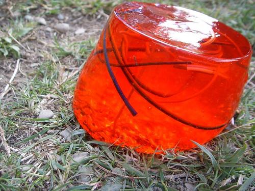 Grass/jelly
