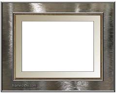 """Classical - Plain"" Photo Frame #789"