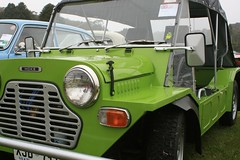 Mini Moke, Green