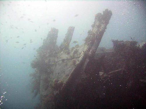Wreck of the Benwood