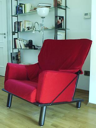 selbstbezogener Sessel