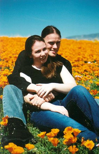 Hal and Kristen flowers