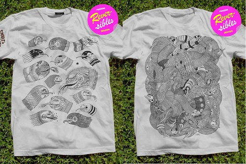 Freegums 2007 Spring Collection - Snakecharmer T-Shirt