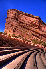Red Rocks Ampitheatre, Denver
