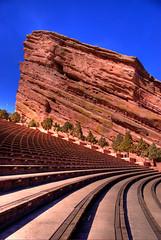 Red Rocks Ampitheatre, Denver