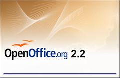 OpenOffice 2.2 carregando no Ubuntu