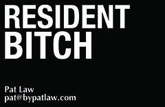 Resident Bitch
