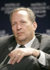 Larry Summers - World Economic Forum Annual Meeting Davos 2007 by World Economic Forum