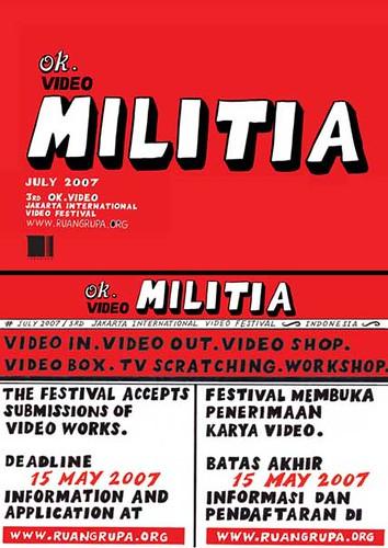 OK. Video - biannual Jakarta International Video Festival