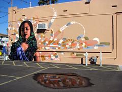 Mural at Cream