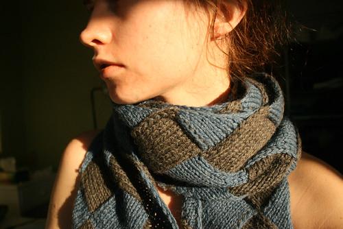 yale's scarf