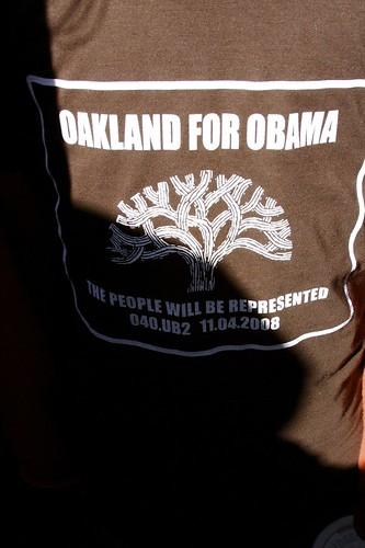 Oakland for Obama