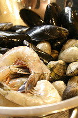 Shellfish for stew