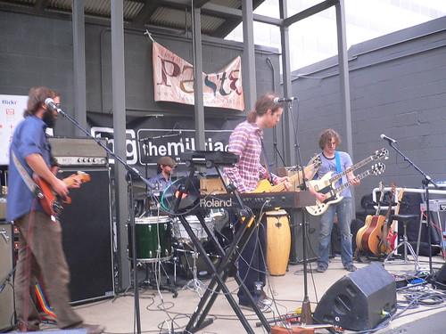 Apollo Sunshine @ SXSW 2007