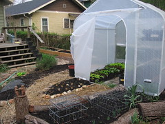 Back Forty greenhouse