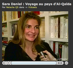 Podcast de Sara Daniel sur Memoire-Vive.org