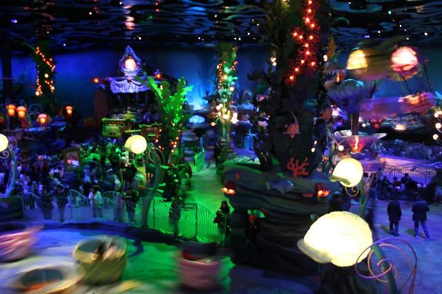 Mermaid Lagoon @ Tokyo DisneySea