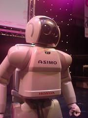 ASIMO - Swindon